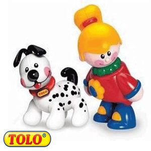 Tolo Toys First Friends: Cei mai buni prieteni