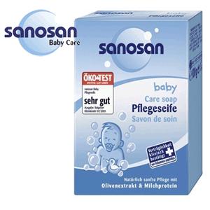 Sanosan Sapun Pflegeseife Ingrijire pentru bebelusi si copii