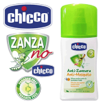 Spray Anti tantari Chicco Zanza-No cu ingrediente naturale