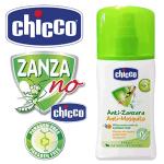 Spray Anti tantari Chicco Zanza-No cu ingrediente naturale