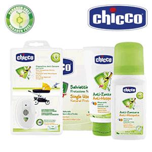 Spray anti tantari Chicco Zanza no