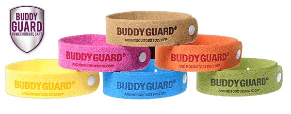 Bratari Boddy Guard anti tantari pentru copii si adulti