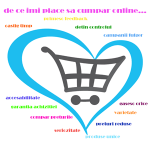 Avantajele, argumentele pro ale cumparaturilor online. De ce imi place sa comand de pe internet din Romania sau strainatate