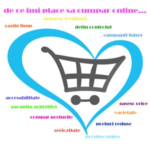 Avantajele cumparaturilor pe internet – De ce si de unde imi place sa cumpar in siguranta online