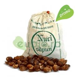 Nucile de sapun Sapindus Mukorossi, singurul detergent natural