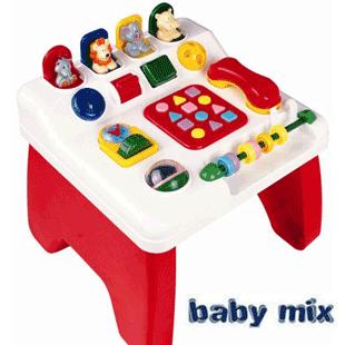 Cea mai ieftina masuta interactiva Baby Mix