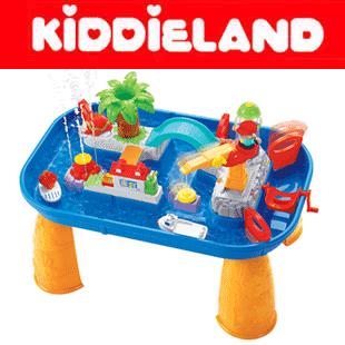 Masuta interactiva Kiddieland pentru copii, baieti si fetite peste un an si jumatate