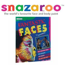 Tutorial pictura pe fata Fantastic Faces