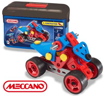 Jucarii – Colectia de seturi de constructie Meccano