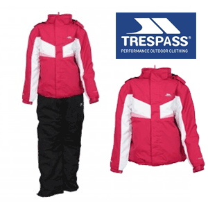 Costume de schi pentru copii Trespass calitate la preturi decente