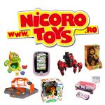 Reduceri de preturi la jucariile din reclamele TV Nicoro