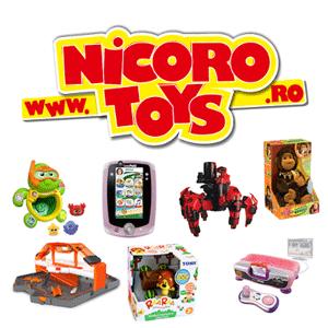 Jucarii pentru copii la Nicoro online