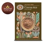 Fulgi bio de orez cu cacao fara gluten Doves Farm