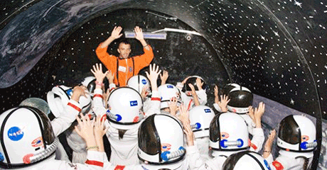 Astronomia si Universul explicat pentru copii - Copiii cuceresc Spatiul