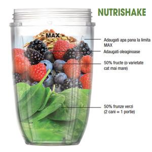 Despre Shake-ul Nutritiv NutriShake Calea spre vitalitate!