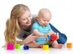 Jucarii pentru bebelusi - Seturi de constructie Forme de sortat