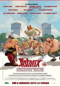Astérix: Le Domaine Des Dieux (3D)