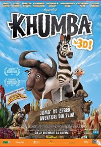 Khumba (3D) DUB