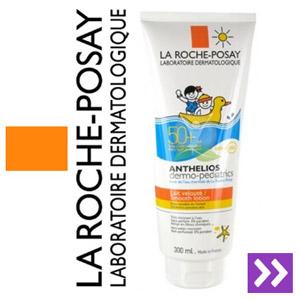 La Roche Posay lapte de corp pentru copii protectie solara SPF 50+
