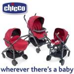 Carucior Chicco Trio Love Premium