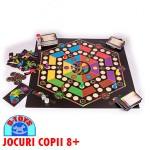 Jocul Quiz Trivia - Jocuri educative pentru copii de gradinita si scoala de la D-Toys