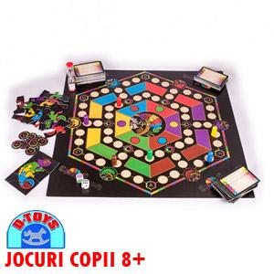 Jocuri educative pentru copii de gradinita si scoala primara