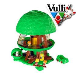Jucaria Vulli Copacul magic Klorofil cu sunete din natura