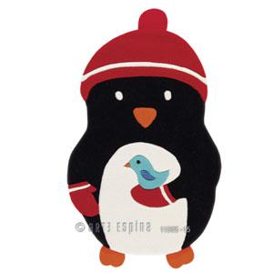 Covoare animalute pentru camera copiilor Pinguinul Joy