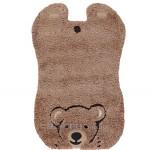 Covoare forma animalute pentru dormitorul copiilor - Ursuletul Maro Joy