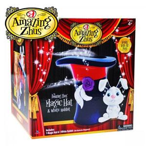 Jucariile copiilor magicieni Amazing Zhus de la Noriel