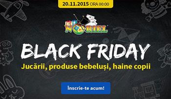 vezi Jucariile de Black Friday la Noriel