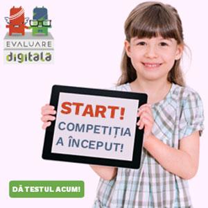 O excursie la DisneyLand testand online cunostintele copilului scolar la EvaluareaDigitala.ro