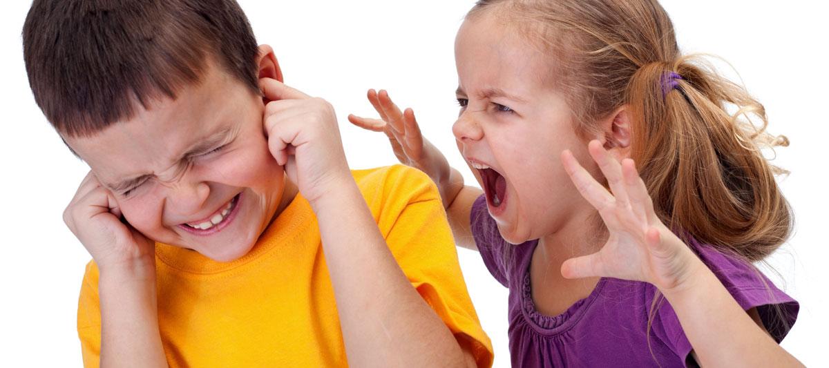 Crizele de furie ale copiilor și managementul lor