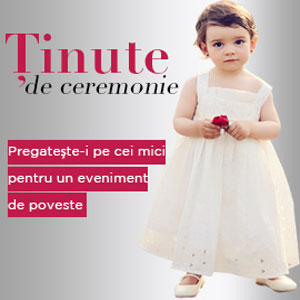 (P) Colectia de imbracaminte pentru bebelusi Irina Schrotter Kids de la BebeExclusive