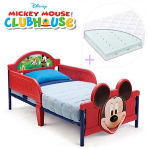 Mobilier Disney Dreamily – Paturi pentru copii si saltele Traumeland cu personaje Disney
