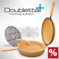 De ce merita sa cumperi tigaile Doubletta Plus Deluxe cu accesorii?