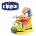 Jucarii multifunctionale pentru bebe Masinuta transformabila Chicco 4 in 1