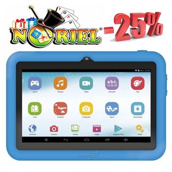 Blocheaza timpul de utilizare si restrictioneaza continutul cu tableta Noriel Pad