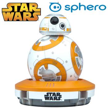 Fa cunostinta cu Robotul Sphero BB-8 din Star Wars!