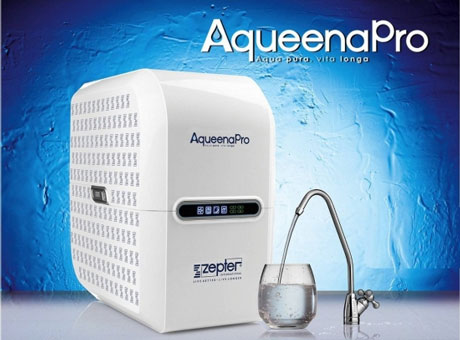 Purificator de apa recomandat. Zepter AqueenaPro